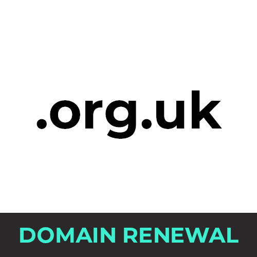 .org.uk Domain Renewal