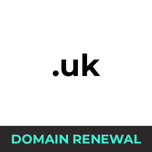 .uk Domain Renewal