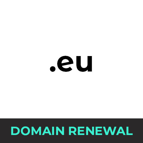 .eu Domain Renewal